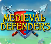 Feature screenshot game Medieval Defenders