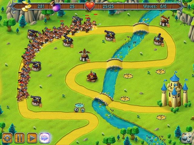 Game screenshot 2 Medieval Defenders