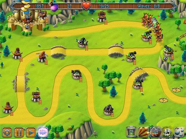 Game screenshot 3 Medieval Defenders