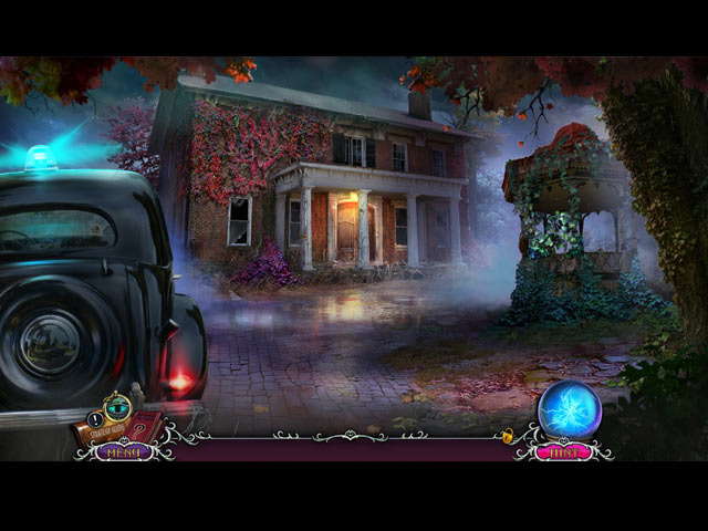 Medium Detective: Fright from the Past Collector's img