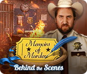 Feature screenshot game Memoirs of Murder: Behind the Scenes
