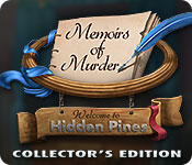 Memoirs of Murder: Welcome to Hidden Pines Collect