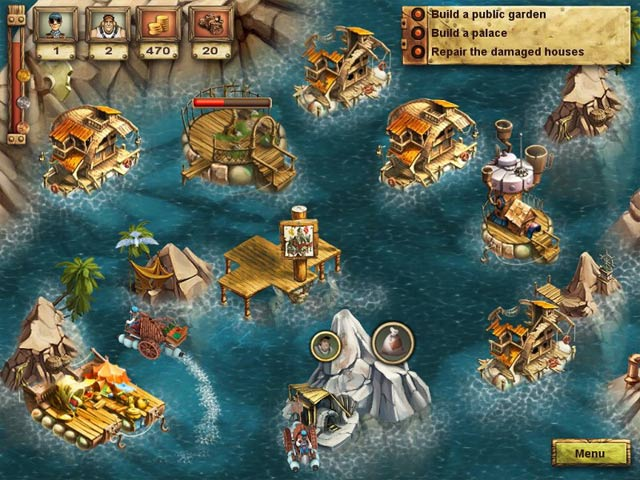 Game screenshot 2 Meridian: Age of Invention