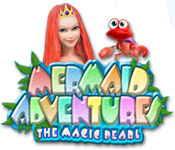Feature screenshot game Mermaid Adventures: The Magic Pearl