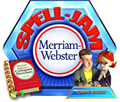 Feature screenshot game Merriam Webster's Spell-Jam