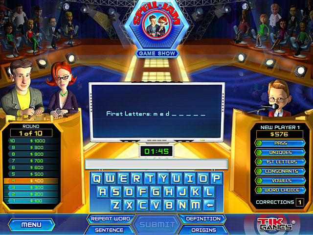 Merriam Webster's Spell-Jam Screenshot-1