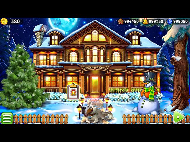 Game screenshot 3 Merry Christmas: Deck the Halls