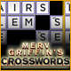 PC játék: Szókirakó - Merv Griffin's Crosswords