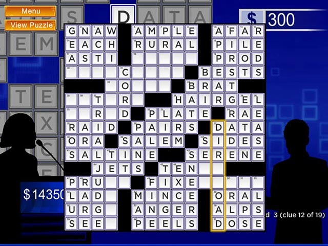 Game screenshot 2 Merv Griffin's Crosswords