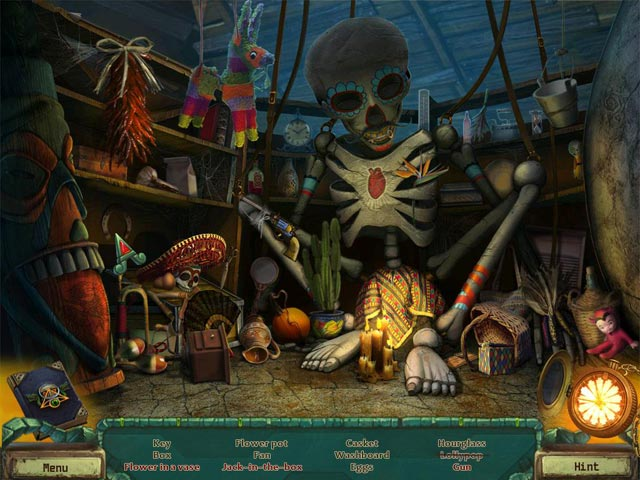 Game screenshot 1 Mexicana: Deadly Holiday