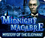 Midnight Macabre: Mystery of the Elephant - Mac
