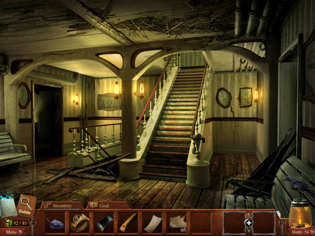 Game screenshot 2 Midnight Mysteries 3: Devil on the Mississippi Collector's Edition