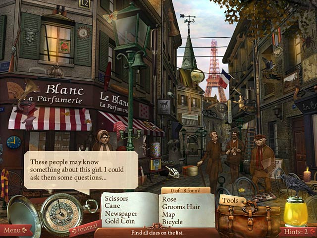 Game screenshot 1 Midnight Mysteries: The Edgar Allan Poe Conspiracy
