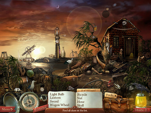 Game screenshot 3 Midnight Mysteries: The Edgar Allan Poe Conspiracy