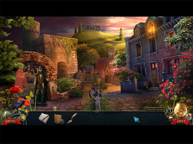 Game screenshot 2 Midnight Mysteries: Ghostwriting Collector's Edition