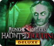 Midnight Mysteries: Haunted Houdini Deluxe screen