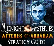 Midnight Mysteries: Witches of Abraham Strategy Guide