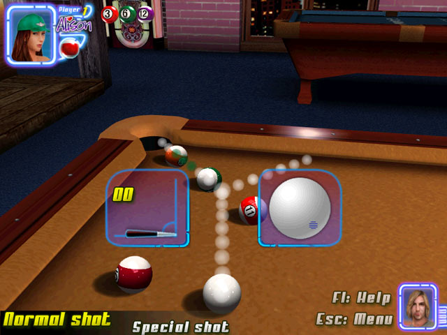 Game screenshot 1 Midnight Pool 3D