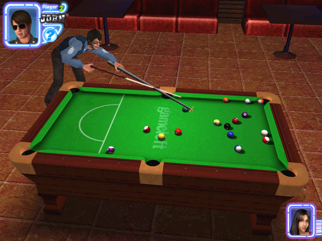 Game screenshot 2 Midnight Pool 3D