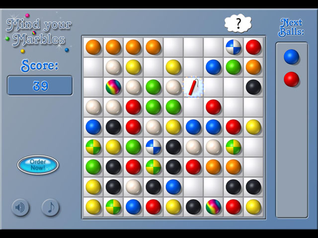 Spiele Screenshot 3 Mind Your Marbles