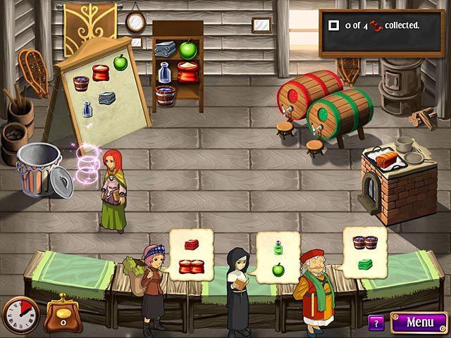 Game screenshot 1 Miriel's Enchanted Mystery