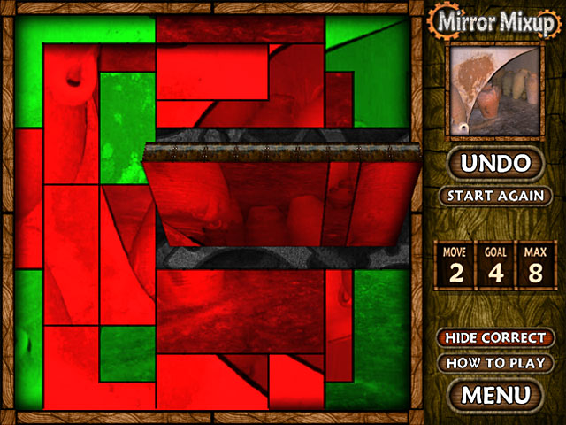 Game screenshot 2 Mirror Mixup