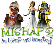 Mishap 2: An Intentional Haunting casual game