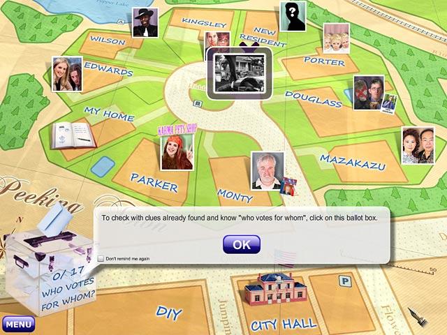 Game screenshot 3 Miss Teri Tale: Vote 4 Me