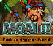 Feature screenshot game Moai II: Path to Another World