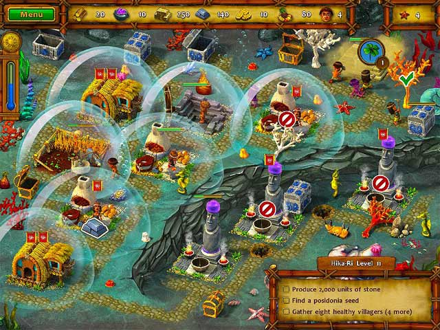 Moai V: New Generation - Screenshot 3