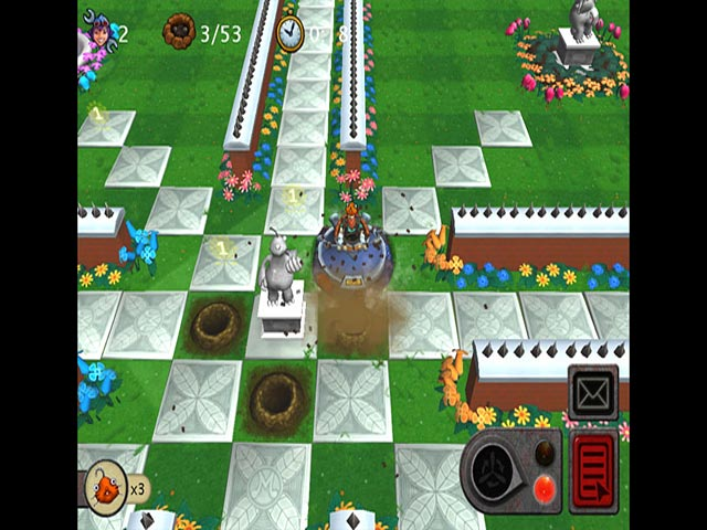 Game screenshot 2 Mole Control