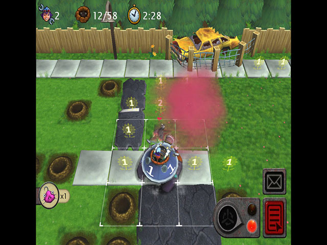 Game screenshot 3 Mole Control