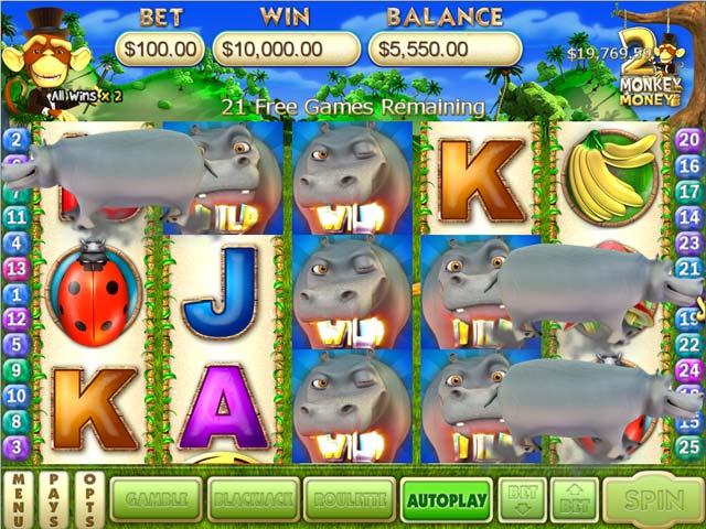 Game screenshot 2 Monkey Money 2