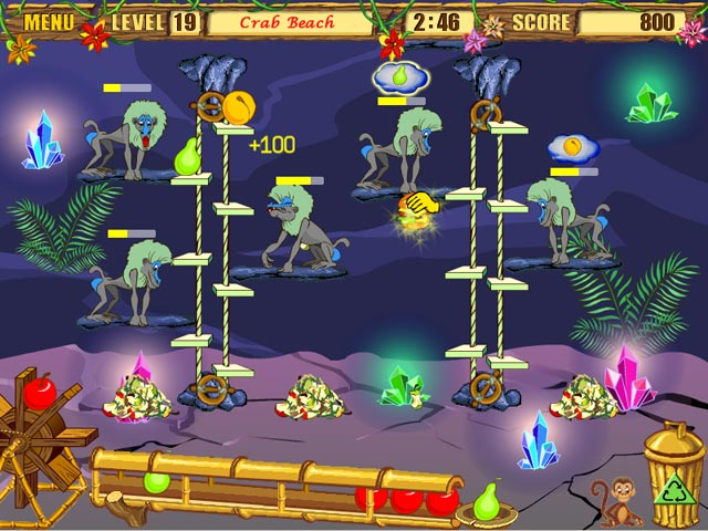Game screenshot 2 Monkey Business
