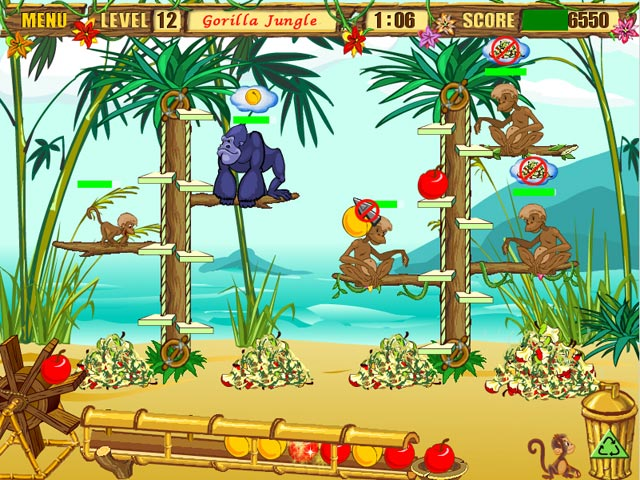 Game screenshot 3 Monkey Business