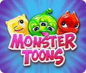 Feature screenshot game Monster Toons