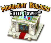 Monument Builder: Eiffel Tower depiction