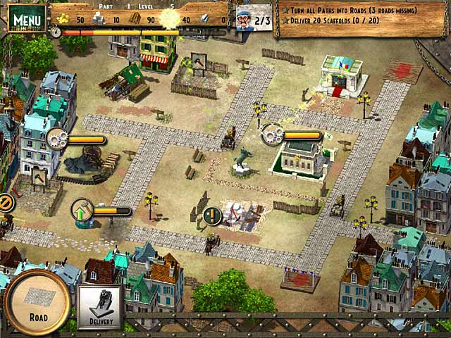 Monument Builder: Eiffel Tower &#8211; Mac Screenshot-1