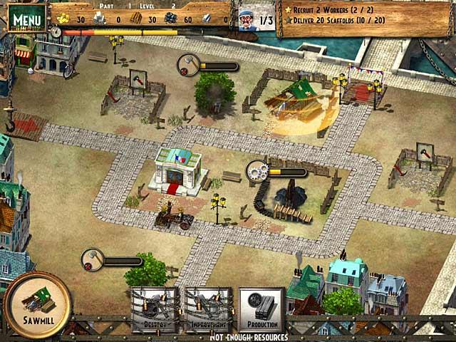 Monument Builder: Eiffel Tower screen 2