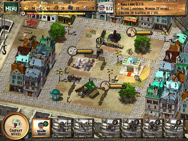 Monument Builder: Eiffel Tower &#8211; Mac Screenshot-3