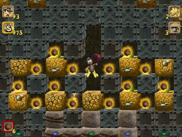 Game screenshot 1 Moorhuhn: The Jewel of Darkness