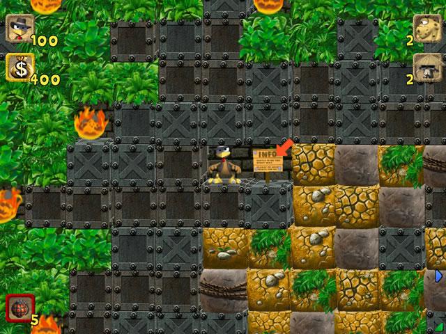 Game screenshot 3 Moorhuhn: The Jewel of Darkness