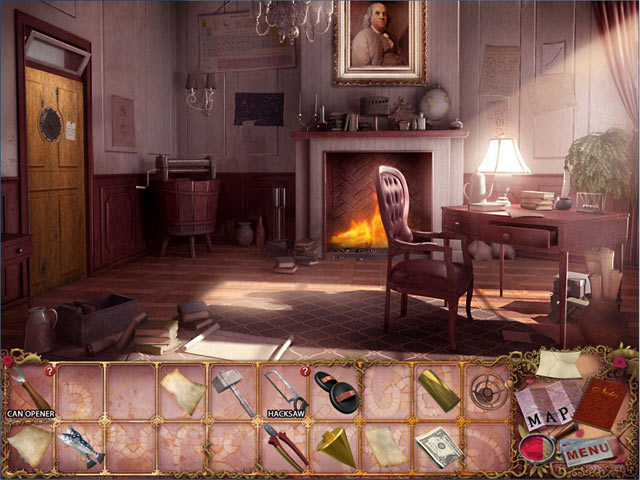 Game screenshot 1 Mortimer Beckett and the Crimson Thief