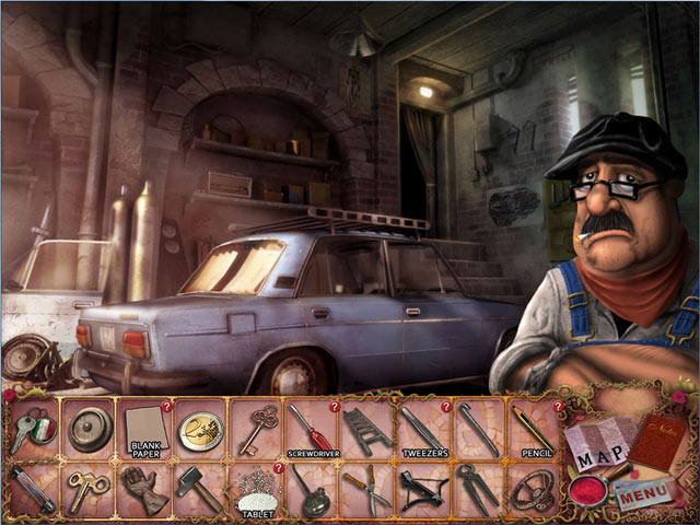 Game screenshot 2 Mortimer Beckett and the Crimson Thief