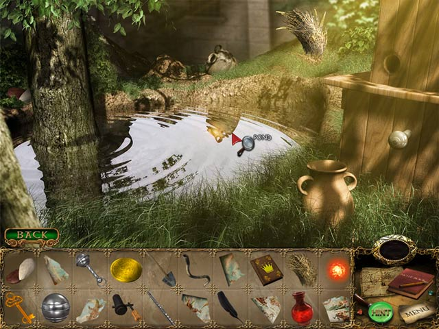 Game screenshot 1 Mortimer Beckett and the Lost King