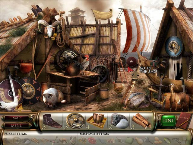 Game screenshot 1 Mortimer Beckett and the Time Paradox