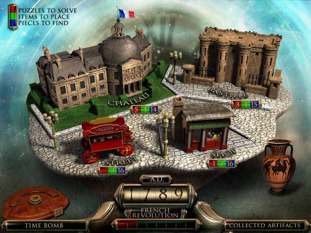Game screenshot 2 Mortimer Beckett and the Time Paradox