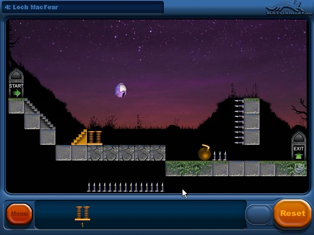 Spiele Screenshot 3 Mortimer and the Enchanted Castle