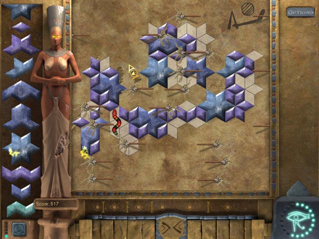 Game screenshot 1 Mosaic Tomb of Mystery