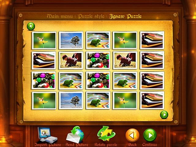 Game screenshot 2 Mr. Puzzle